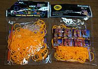 Резинки для плетения браслетов Rainbow loom bands Расцветка 10