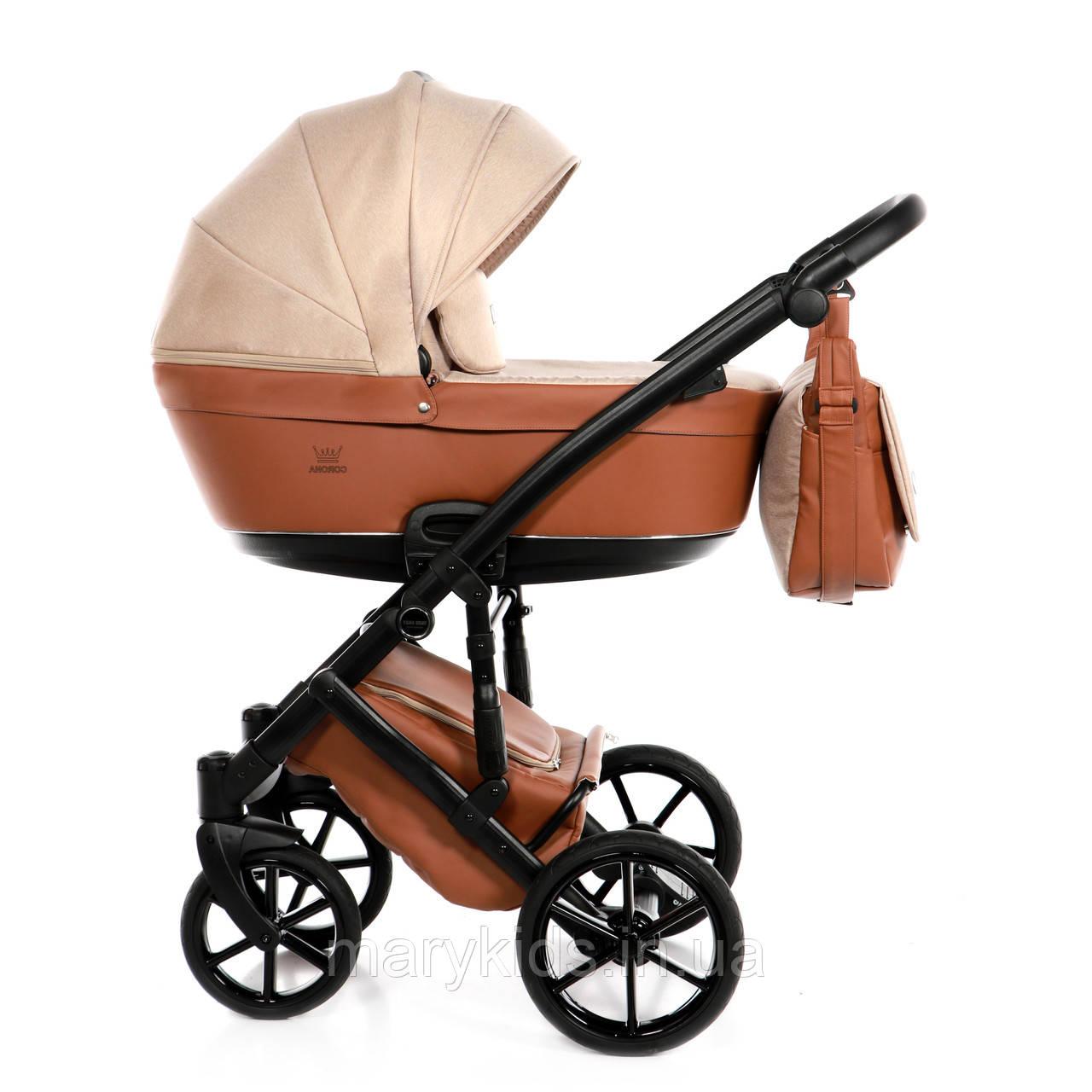 Детская универсальная коляска 2 в 1 Tako Corona Light 03