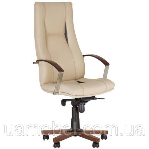Кресло для руководителя KING (КИНГ) TILT WOOD EX