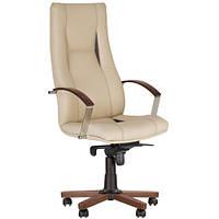 Кресло для руководителя KING (КИНГ) TILT WOOD EX, фото 1