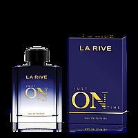 Мужская туалетная вода La Rive Just On Time 100 ml BT15738, КОД: 1084901