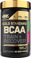Optimum Nutrition Gold Standard BCAA  TRAIN+REKOVER (280g)