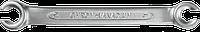 Ключ розрізної 8х10мм TOPEX 35D596