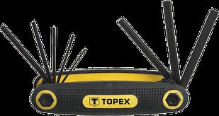 Набір ключів Torx 8шт TOPEX 35D959