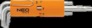 Набір ключів Torx T10-T50 8шт NEO 09-524