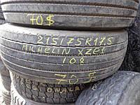 Грузовые шины Michelin XZE 1 руль