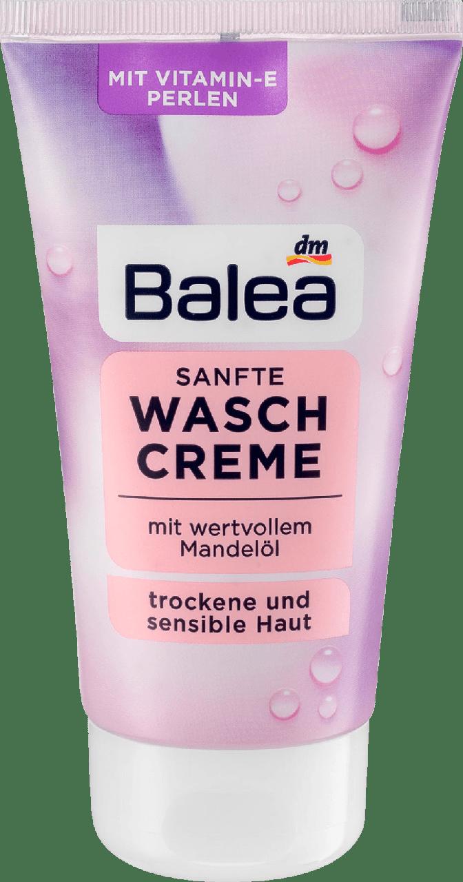 Крем для умывания лица Balea Sanfte