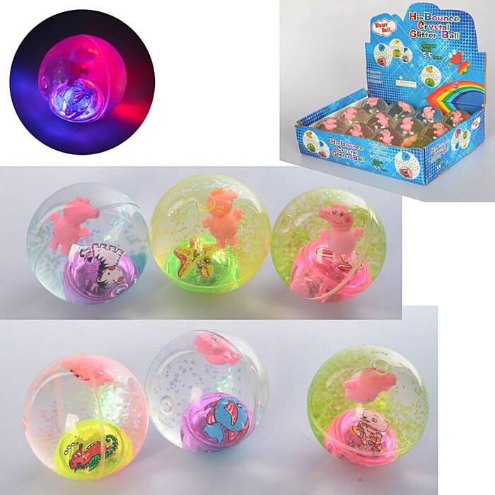 Светящий водяной мяч