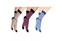 Универсальные носки для мальчиков и девочек в полоску ТМ Дюна