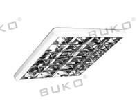 Светильник растровый накладной BUKO BK9004 4х18W