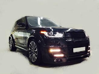 Обвіс Lumma CLR R на Range Rover Voque 2013