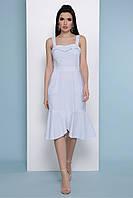 Платье-сарафан GLEM Саванна M Голубой GLM-pl00272, КОД: 1079538