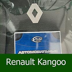 Чехлы на Рено Кенго (1+1) 1998-2008 / авто чехлы Renault Kangoo 98 (эконом)
