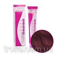 Крем-краска для волос ING№ 5.56 Светло-каштановый красный венец 100 мл