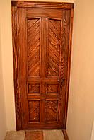 Двери межкомнатные с обкладкой