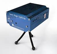 Лазерный проэктор Mini Laser Stage Lighting YX-039