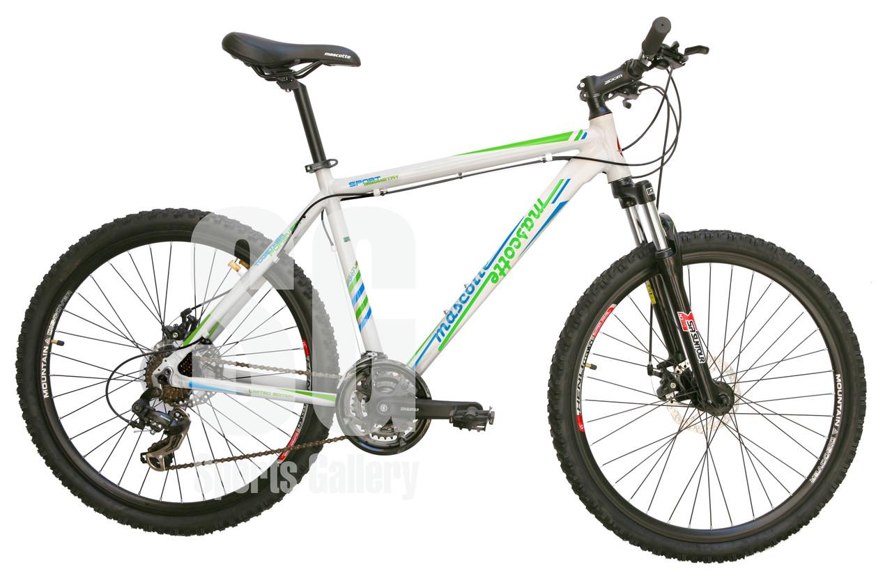 Велосипед горный MASCOTTE STATUS MD