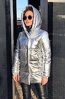 Женская модная теплая куртка  ВГ505