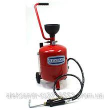 Flexbimec 3327 - Пневматична установка для роздачі масла ємністю 24 л