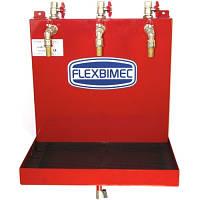 Flexbimec 2300 - Настенный комплект для раздачи масла и антифриза
