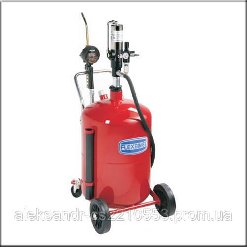 Flexbimec 5463 - Пневматическая система раздачи масла с баком 65 л