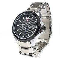 Часы Naviforce 9084SBK Silver-Black NF9084SBK, КОД: 974024
