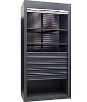 Шкаф инструментальный ролетный ШИ-10/2П/5В