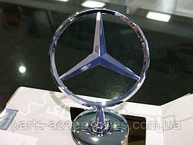 Mercedes C W204 W 204 звезда эмблема значок на капот новый оригинал