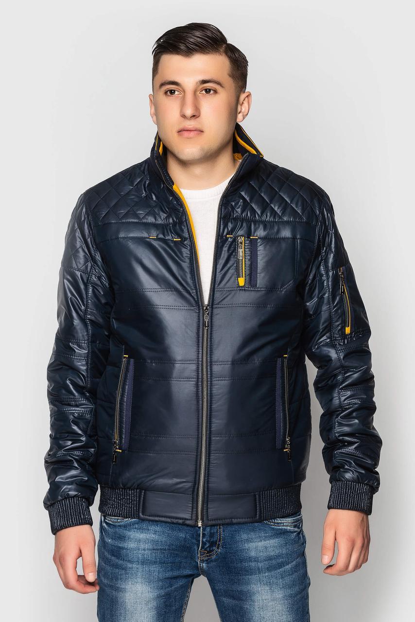 Куртка мужская короткая под резинку, фото 1