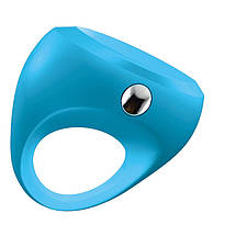 Виброкольцо OVO Dante эрекционное Кольцо на пенис с вибратором для клитора, фото 3