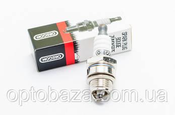 Свеча зажигания Oregon 3 электрода для бензопил серии 4500-5200, фото 2