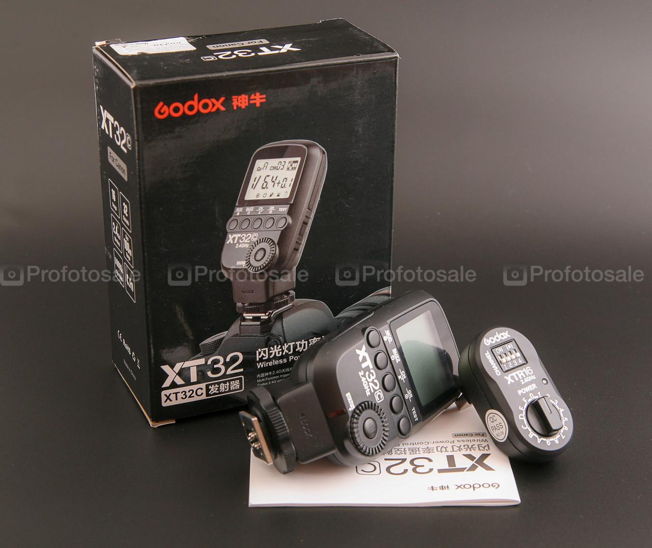 Godox XT-32C