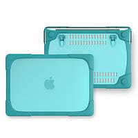 Чехол пластиковый для MacBook Air 13.3 Pro 13 2017 18 Tiffany, КОД: 396202