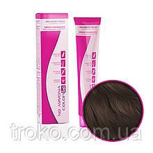Крем-краска для волос ING № 6.01 Темно-русый натуральный пепельный 100 мл