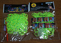 Резинки для плетения браслетов Rainbow loom bands Расцветка 7 (товар при заказе от 500грн)