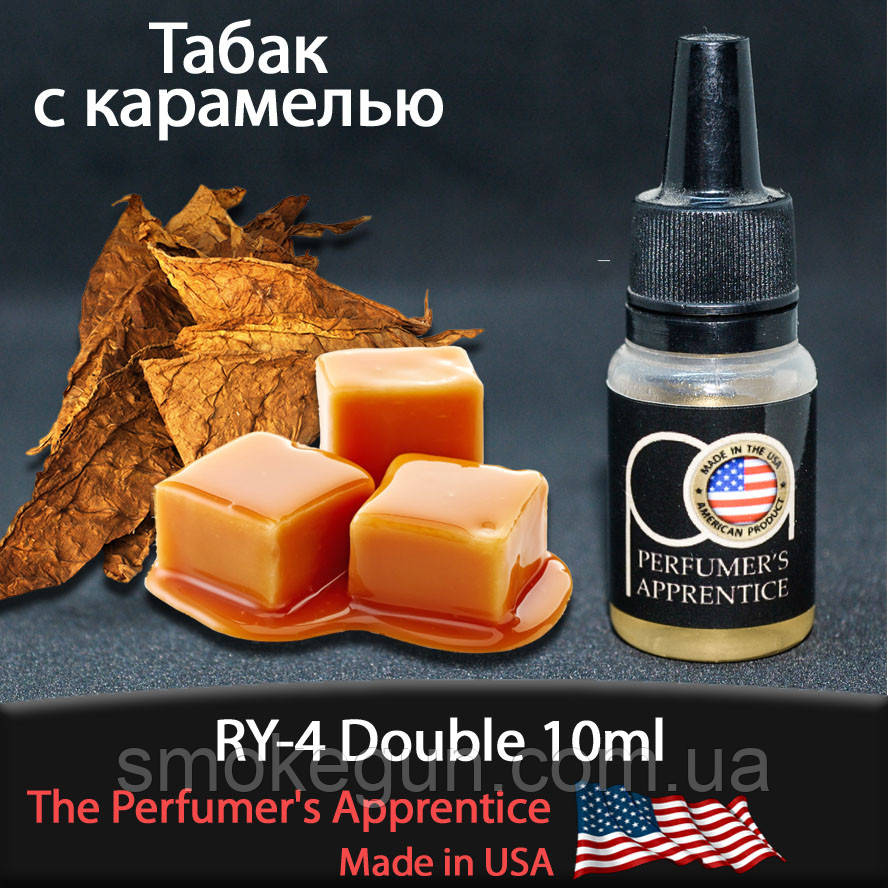 """Ароматизатор TPA """"RY-4 Double"""" 10мл"""