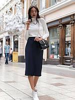 Женская модная юбка  МВ599, фото 1