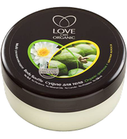 "Суфле для тела ""Увлажняющее"" Фейхоа и цветки лотоса Love 2 mix Organic, 250 мл"