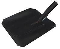 Лопата снего-зерно збиральна металева ЛСУ 340*310 мм мала