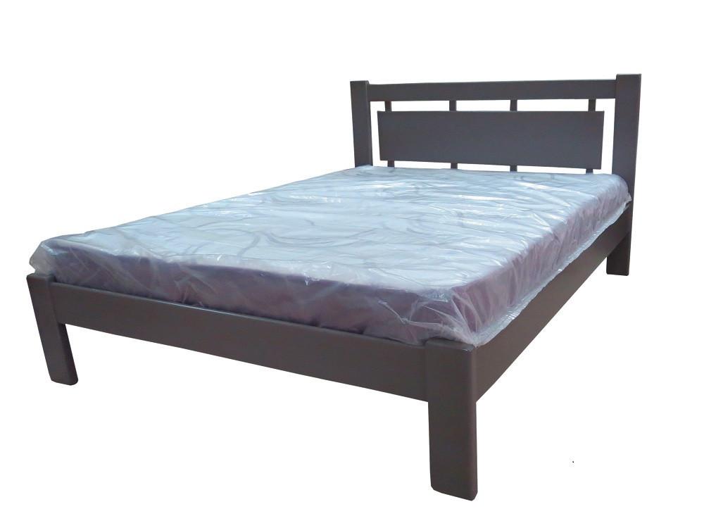 """Кровать деревянная TM """"YASON"""" Hong Kong LUXE (Массив Ольхи либо Ясеня)"""