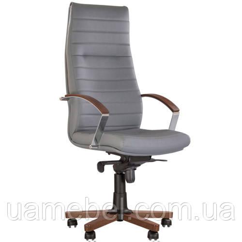 Крісло для керівника IRIS (ІРИС) WOOD EX MULTIBLOCK
