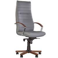 Крісло для керівника IRIS (ІРИС) WOOD EX MULTIBLOCK, фото 1