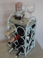 Подставка для вина  на 6 бут. (арт. 052КМ-6), фото 1