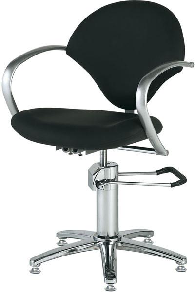 Кресло парикмахерское Comair Paris A, черное
