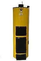 Твердотопливный котел длительного горения Буран 40 + ГВС, фото 1