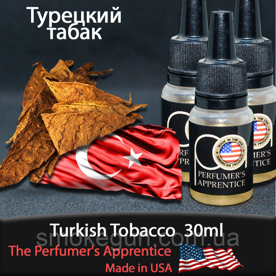 """Ароматизатор TPA """"Turkish Tobacco"""" 30мл"""