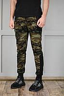 Штаны мужские - Джогеры камуфляж