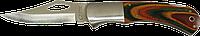 Складной универсальный нож, лезвие 70мм TOPEX 98Z017