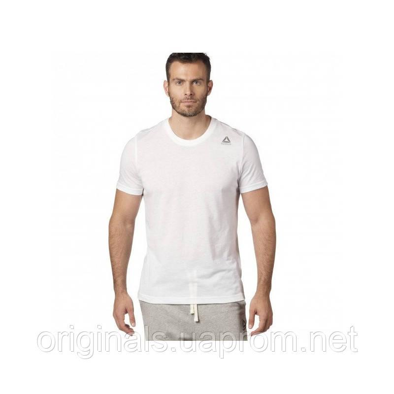 Мужская футболка Reebok Elements Classic BK3342