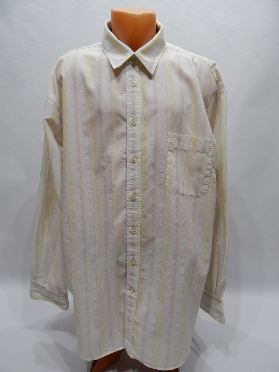 Чоловіча сорочка з довгим рукавом C&A 038ДР р. 56